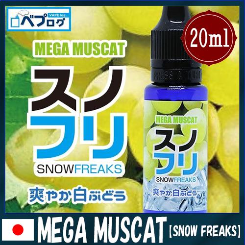 メガマスカット20ml【snowfreaks(スノーフリークス)】
